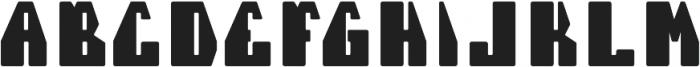 Telford Regular otf (400) Font LOWERCASE