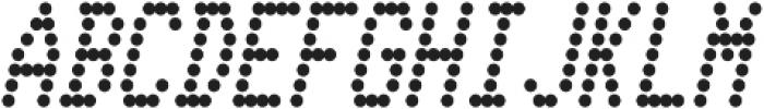 Telidon Condensed Bold Italic otf (700) Font UPPERCASE