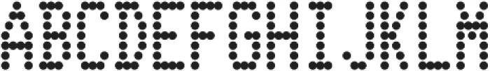 Telidon Condensed Bold otf (700) Font UPPERCASE