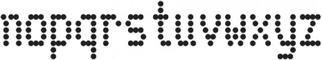 Telidon Condensed Bold otf (700) Font LOWERCASE
