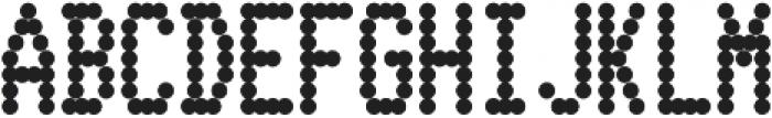 Telidon Condensed Heavy otf (800) Font UPPERCASE