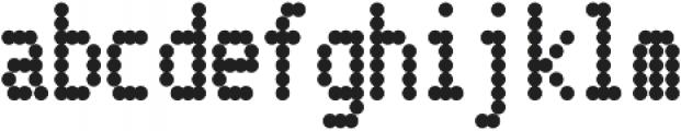 Telidon Condensed Heavy otf (800) Font LOWERCASE