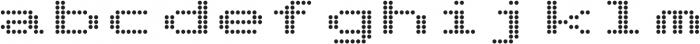 Telidon Expanded Bold otf (700) Font LOWERCASE