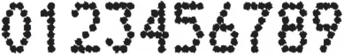 Telidon Ink Heavy otf (800) Font OTHER CHARS