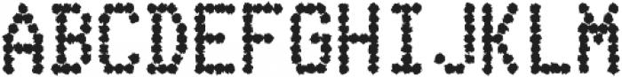 Telidon Ink Heavy otf (800) Font UPPERCASE