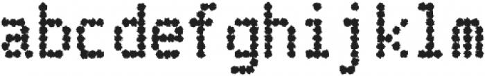 Telidon Ink Heavy otf (800) Font LOWERCASE