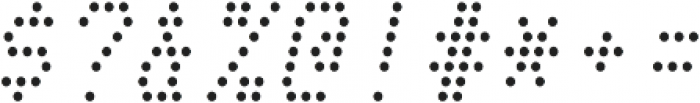 Telidon Italic otf (400) Font OTHER CHARS