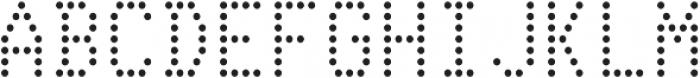 Telidon Regular otf (400) Font UPPERCASE