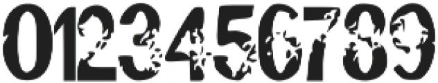 Tenure otf (400) Font OTHER CHARS