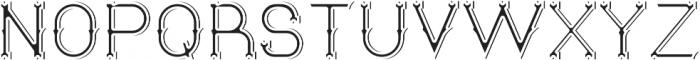 Tequila01 ShadowAndInlineFX otf (400) Font LOWERCASE