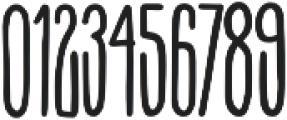 Terek otf (400) Font OTHER CHARS