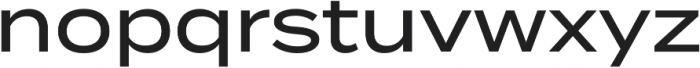 Termina Medium otf (500) Font LOWERCASE