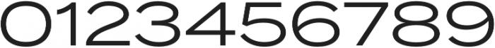 Termina otf (400) Font OTHER CHARS