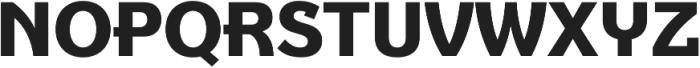 Texicali Alt Extra Bold otf (700) Font UPPERCASE