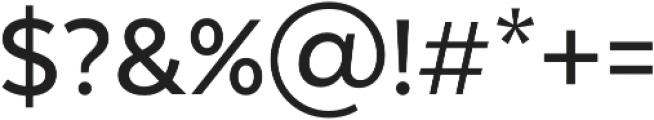 Texta Alt Black Alt otf (900) Font OTHER CHARS