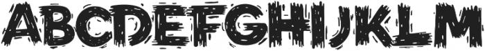 Tez otf (400) Font UPPERCASE