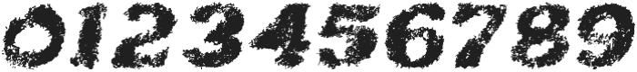 teatime italic otf (400) Font OTHER CHARS