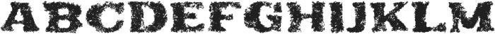 teatime otf (400) Font UPPERCASE