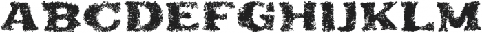 teatime otf (400) Font LOWERCASE