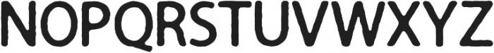 testing testing ttf (400) Font LOWERCASE