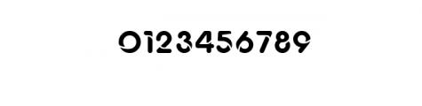 Techno Elegant Font OTHER CHARS