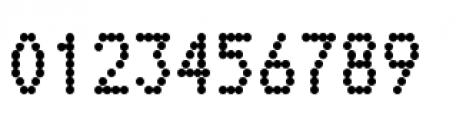 Telidon Heavy Font OTHER CHARS