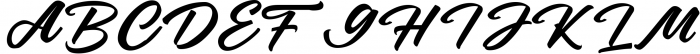 Telisik Font Combination 1 Font UPPERCASE