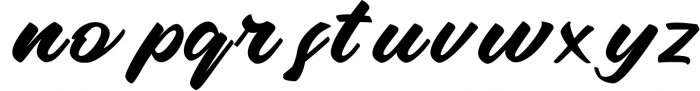 Telisik Font Combination 1 Font LOWERCASE