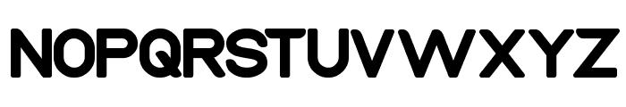TECHNIQUE Font UPPERCASE