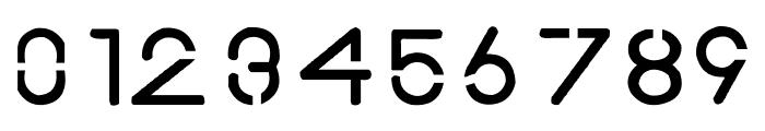 TEK HED BOLIMIC Font OTHER CHARS