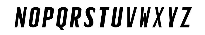 TElerysmMono2-Italic Font UPPERCASE