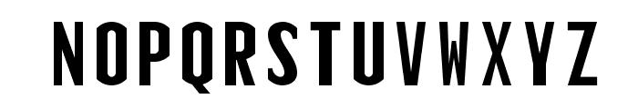 TElerysmMono2-Regular Font UPPERCASE