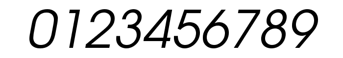 TeXGyreAdventor-Italic Font OTHER CHARS
