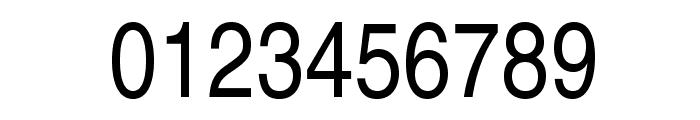 TeXGyreHerosCondensed-Regular Font OTHER CHARS