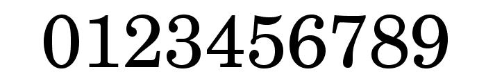TeXGyreSchola-Regular Font OTHER CHARS