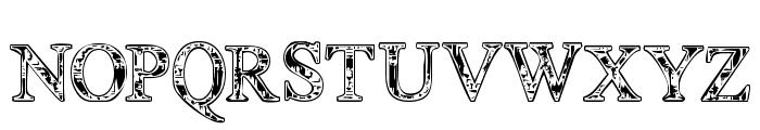 TechnoClastic Font UPPERCASE