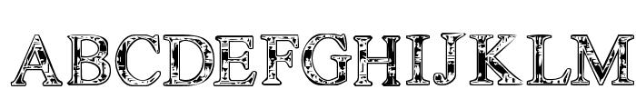 TechnoClastic Font LOWERCASE