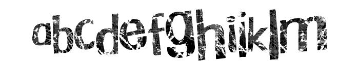 TechnoLogic Font LOWERCASE