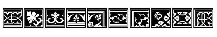 Tegel Font OTHER CHARS