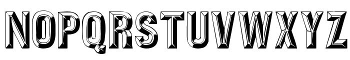 Tejaratchi Regular Font UPPERCASE