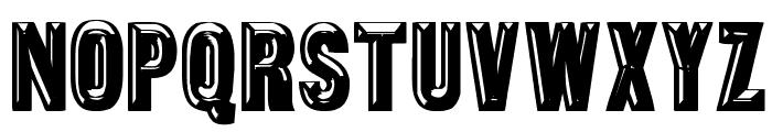 Tejaratchi Th Bold Font UPPERCASE
