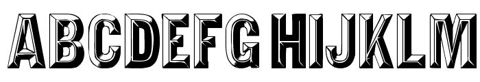 TejaratchiCaps Font LOWERCASE