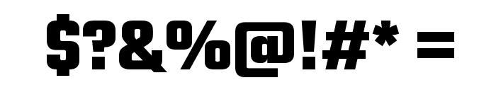 Teko Bold Font OTHER CHARS