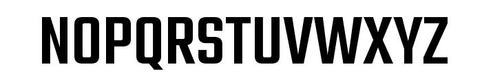 Teko Medium Font UPPERCASE
