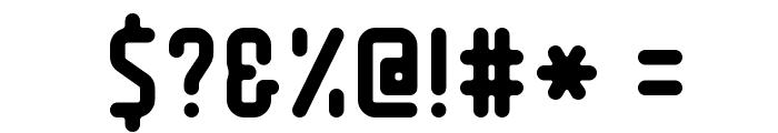 TekutekuRoundAl Font OTHER CHARS
