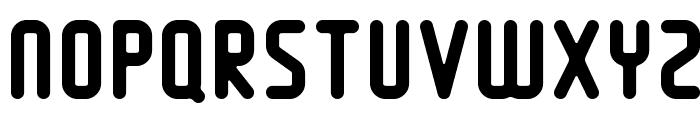 TekutekuRoundAl Font UPPERCASE