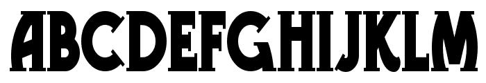 TelegraphSmall Font UPPERCASE