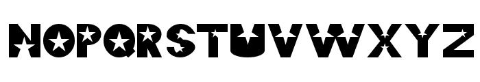 Telemarketing Superstar Font UPPERCASE