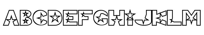 Telemarketing Superstar Font LOWERCASE