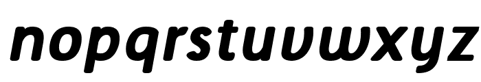 Tellural Alt Bold Italic Bold Italic Font LOWERCASE